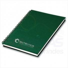 Caderno Padrão Comercial Pequeno 16x23cm